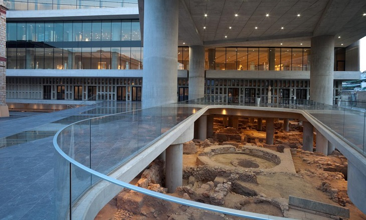 The Acropolis And Museum Tour